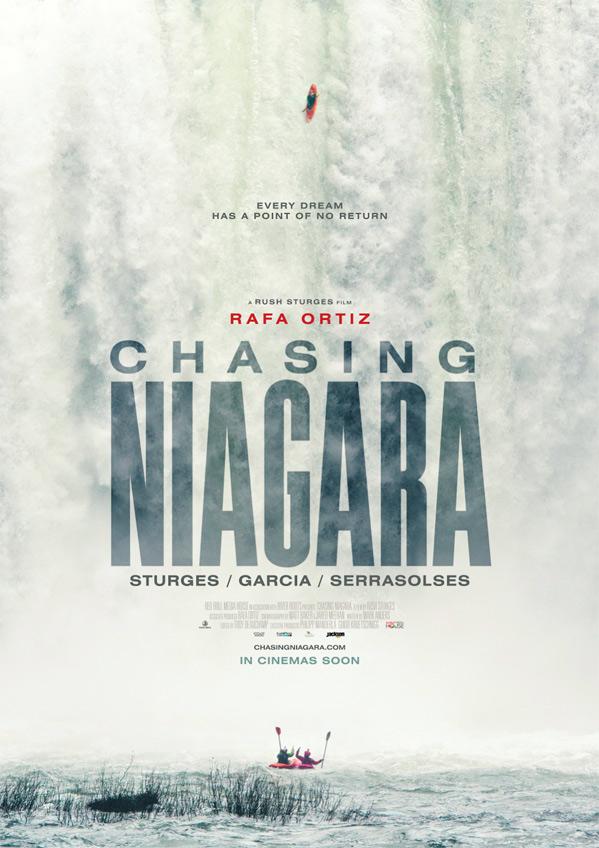 Poster of Chasing Niagara