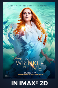 Poster of A Wrinkle in Time: An IMAX 2D Experience