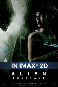 Poster of Alien: Covenant The IMAX 2D Experience
