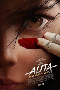 Poster of Alita: Battle Angel