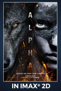 Poster of Alpha: The IMAX 2D Experience