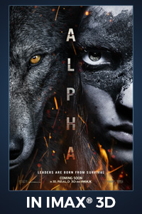 Poster of Alpha: An IMAX 3D Experience