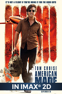 Poster of American Made: The IMAX 2D Experience