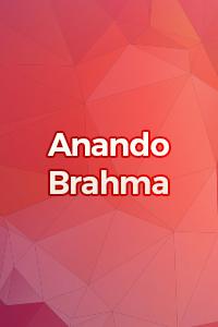 Poster of Anando Brahma