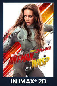 Poster of Ant-Man and the Wasp The IMAX 2D Expe...