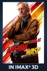 Poster of Ant-Man and the Wasp An IMAX 3D Exper...