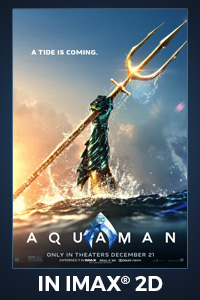 Poster of Aquaman: The IMAX 2D Experience