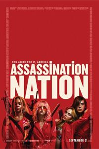 Poster of Assassination Nation