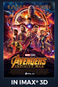 Poster of Avengers: Infinity War An IMAX 3D Experience