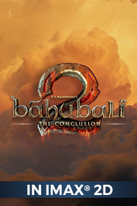 Poster of Baahubali 2: The Conclusion The IMAX ...