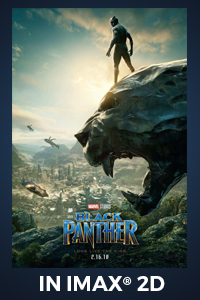 Poster of Black Panther: The IMAX 2D Experience
