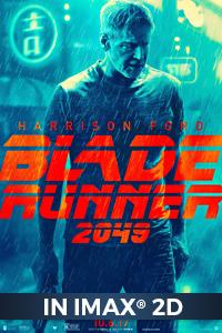 Poster of Blade Runner 2049: An IMAX® 2D Exper...