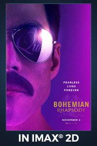 Poster of Bohemian Rhapsody: The IMAX 2D Experience