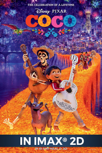 Poster of Coco: The IMAX 2D Experience