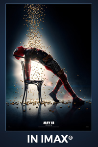 Poster of Deadpool 2: The IMAX 2D Experience