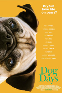 Poster of Dog Days