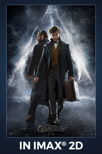 Poster of Fantastic Beasts: The Crimes of Grindelwald - The IMAX 2D Experience
