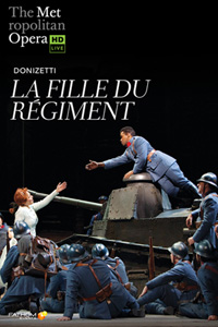 Poster of The Metropolitan Opera: La Fille du R...