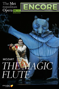 Poster of Metropolitan Opera: The Magic Flute S...