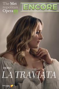 Poster of The Metropolitan Opera: La Traviata E...