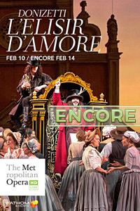 Poster of The Metropolitan Opera: L