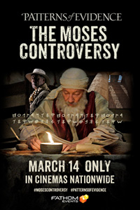 Poster of Patterns of Evidence: Moses Controversy