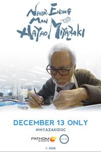 Poster of Never-Ending Man: Hayao Miyazaki
