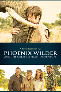 Poster of Phoenix Wilder: And The Great Elephant Adventure