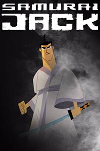 Poster of Samurai Jack: The Premiere Movie Event