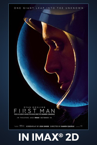 Poster of First Man: The IMAX 2D Experience