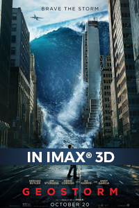 Poster of Geostorm: An IMAX 3D Experience
