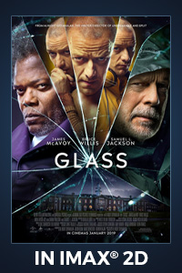 Poster of Glass: The IMAX 2D Experience