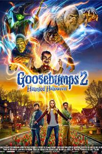 Poster of Goosebumps 2: Haunted Halloween