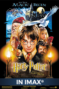 Poster of Harry Potter and the Sorcerer