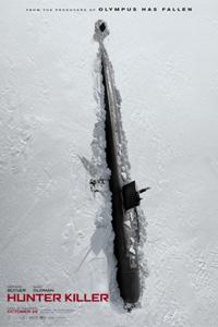 Poster of Hunter Killer