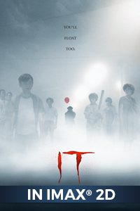 Poster of It: The IMAX 2D Experience