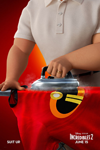 Poster of The Incredibles 2