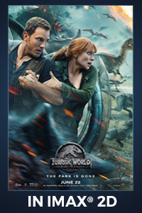 Poster of Jurassic World: Fallen Kingdom The IMAX 2D Experie
