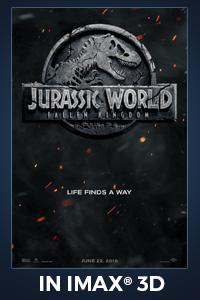 Poster of Jurassic World: Fallen Kingdom An IMAX 3D Experien