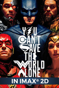 Poster of Justice League: The IMAX 2D Experience
