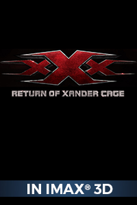 Poster of xXx: The Return of Xander Cage An IMAX 3D Experience