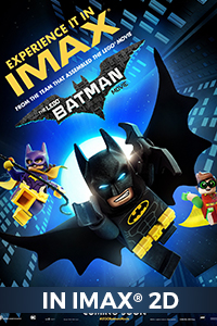 Poster of The Lego Batman Movie: The IMAX 2D Ex...