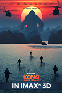 Poster of Kong: Skull Island An IMAX 3D Experience