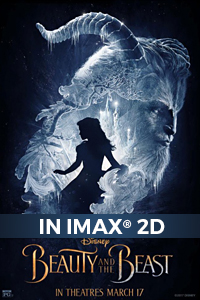Poster of Beauty and the Beast: The IMAX Experi...