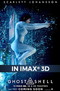 Poster of Ghost in the Shell: An IMAX 3D Experience