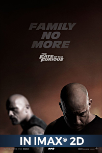 Poster of The Fate of the Furious: The IMAX 2D Experience