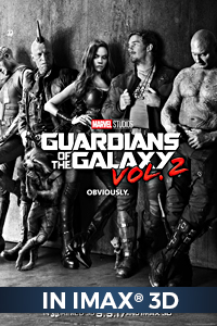 Poster of Guardians of the Galaxy Vol. 2: An IMAX 3D Experience