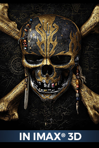 Poster of Pirates of the Caribbean: Dead Men Tell No Tales An IMAX 3D Experience