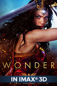 Poster of Wonder Woman: An IMAX 3D Experience