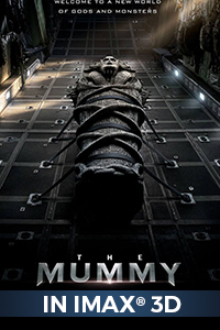 Poster of The Mummy: An IMAX 3D Experience